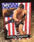 2013 Topps UFC Bloodlines Trading Cards 6