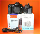 Canon EOS 30D Digital SLR Camera With Battery & Charger, Manual  & Strap & Box