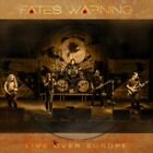 Fates Warning - Live Over Europe *NEW* CD