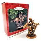 Hallmark Keepsake Ornament Pony Express Rider The Old West 1st In Series 1998