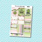 A144 Cactus Weekly Kit Planner Stickers for Erin CondrenHappy Planner