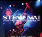 Steve Vai : Where the Other Wild Things Are CD (2010) FREE Shipping, Save £s
