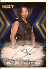 2017 Topps WWE NXT Wrestling Cards 18