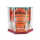 Shaquille O'Neal L.A. Lakers Glass Basketball Display Case Free Shipping US NBA