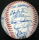 1986 New York Mets Autographed Team Signed Baseball PSA DNA #E52950 w 29 sigs!!!