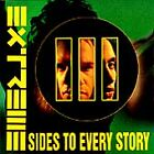 III Sides To Every Story by Extreme (CD Sep-1992, A&M Records) Disc Only