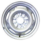 OEM Remanufactured 14x6 Steel Wheel Rim Silver Full Face Painted 69199