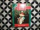1990 VTG HALLMARK CHRISTMAS ORNAMENT, #2 IN SERIES HARK! IT'S HERALD  T1022