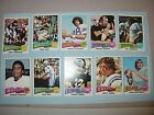 1975 Topps Football Cards 8