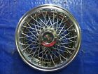 1981 1986 Pontiac Parisienne 15 wire spoke Hubcap wheel cover