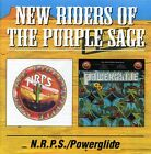 New Riders of the Purple Sage - Same / Powerglide [New CD] UK - Import