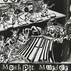 Hate Plow - Mosh Pit Murder - Hate Plow CD N6LN The Fast Free Shipping