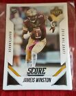 RARE 2015 SCORE NFL Draft TOWN CHICAGO TAMPA BAY JAMEIS WINSTON Rookie RC #DPJW