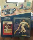 1988 PETE O'BRIEN Texas Rangers Rookie RC Starting Lineup only one he has tough!