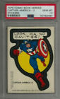 1975 Topps Comic Book Heroes Stickers 19