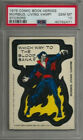 1975 Topps Comic Book Heroes Stickers 28
