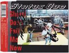 STATUS QUO Sherri Don't Fail, RICK PARFITT +2 Whatever You Want Autograph SIGNED