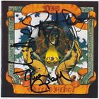 DIO Sacred Heart, FULLY SIGNED Ronnie James JIMMY BAIN Vivian Campbell AUTOGRAPH
