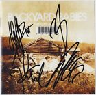BACKYARD BABIES People Like Us FULLY SIGNED Nicke Borg Dregen Johan +1 AUTOGRAPH