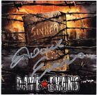 DAVE EVANS Sinner, AC/DC 1974 Singer Can I Sit Next To You Girl Autograph SIGNED