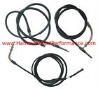 Go kart parts Hammerhead Carter most Chinese 150cc 3 pk cable kit External Rev