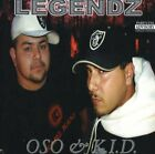 New: Oso & Kid: Legendz  Audio CD