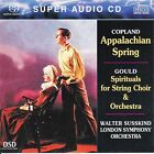 Copland Appalachian Spring etc LSO/Susskind - Everest hybrid SACD VSD504 2000