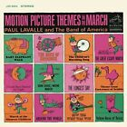 Paul Lavalle - Motion Picture Themes On the March [New CD] Manufactured On Deman