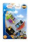 JESTER LUKE X-RAY VICTOR IRON BERT - Thomas & Friends MINIS 2019 - 3 pack TRAINS