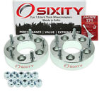 2pc 5x45 to 5x5 Wheel Spacers Adapters 15 for Mazda 5 B2000 B2200 B2600 re