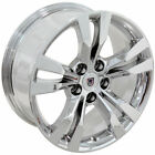 Chrome Wheel 18x85 CTS Style for 2008 2013 Buick Passage