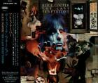 ALICE COOPER Last Temptation / Live At Electric Lady JAPAN LTD 2 CD ESCA 5989-60