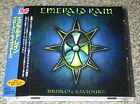 JAPAN HARD ROCK HEAVY METAL promo CD obi  EMERALD RAIN Broken Saviours MORE LIST