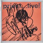JUDAS PRIEST ...Live! - ROB HALFORD K.K. Downing Ian Hill Metal Autograph SIGNED