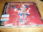 BRUCE DICKINSON -ACCIDENT OF BIRTH- AWESOME RARE JAPAN PRESS CD WITH OBI MINT