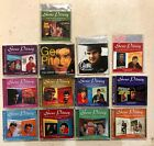 Lot of 14 Gene Pitney CDs including Sequel Dual CDs, Blue Angel, more