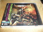 DEATH ANGEL -RELENTLESS RETRIBUTION- TOP CLASS OLD SCHOOL  METAL JAPAN + OBI