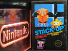 Nintendo NES Stack-Up R.O.B Brand New in Black Box NIB Factory Sealed Ultra Rare