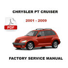 2001 - 2009 CHRYSLER PT CRUISER 1.6L 2.0L 2.4L ENGINE SERVICE REPAIR SHOP MANUAL