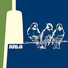 ARLO - Up High in the Night (CD, Sub Pop) Forgotten, Sittin' On th Aces - NEW