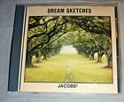 JACOBS2(squared) DAN & CHUCK JACOBS BROTHERS Dream Sketches CD album 1991 NM/EX