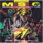 MICHAEL SCHENKER GROUP SIGNED BY 8 Paul Raymond Ted McKenna UFO Barden AUTOGRAPH