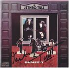 JETHRO TULL Benefit, IAN ANDERSON Aqualung Locomotive Breath CD Autograph SIGNED