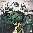 RAINBOW Difficult to Cure JOE LYNN TURNER Glover +2 Deep Purple Autograph SIGNED