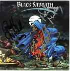 BLACK SABBATH Forbidden TONY MARTIN Geoff Nicholls ICE-T Murray Autograph SIGNED