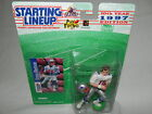 DREW BLEDSOE STARTING LINEUP FIGURE 1997 - NEW - NEW ENGLAND PATRIOTS