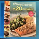 Weight Watchers Cooking Weight Watchers in 20 Minutes 2008 Hardcover