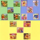 15 Winnie the Pooh Bear Assorted Large Stickers Party Favors Rewards