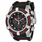 Invicta Men's 'Bolt' Quartz Stainless Steel and Silicone Casual Watch, Color:Two