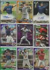 2017 Bowman Mega Box Chrome Baseball Cards 5
